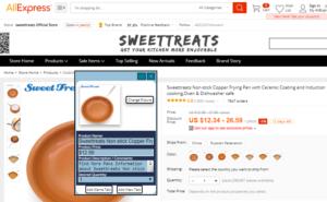 Amazon Add to Wishlist Bookmarklet - Using with AliExpress