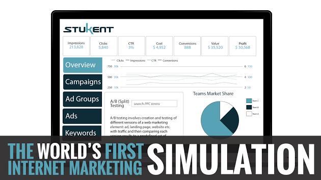 stukent online marketing simulation  competition