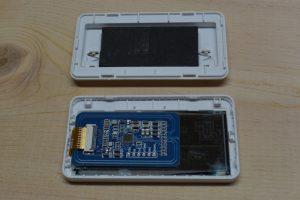 WaveShare NFC EPaper Module - Open Case